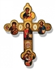 "Orthodox 12"" Wall Cross CX54ORT-2"