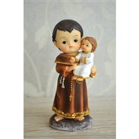 Baby Saint Anthony Statue P204ANT