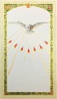 Prayer for Light Holy Card HC9-518 E