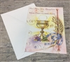 God Bless You Daughter on Your First Communion Greeting Card 67473