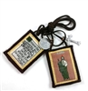 H: Saint Jude Brown Scapular