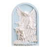 Guardian Angel Plaque Blue HS131