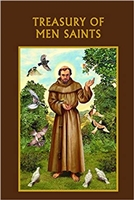 Treasury of Men Saints KC040