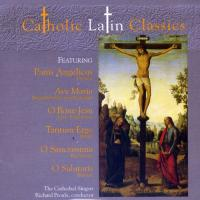 Catholic Latin Classics: The Cathedral Singers CD