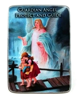 Guardian Angel Visor Clip KVC805