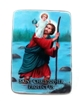 Saint Christopher Visor Clip KVC807