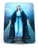 Our Lady of Grace Visor Clip KVC811