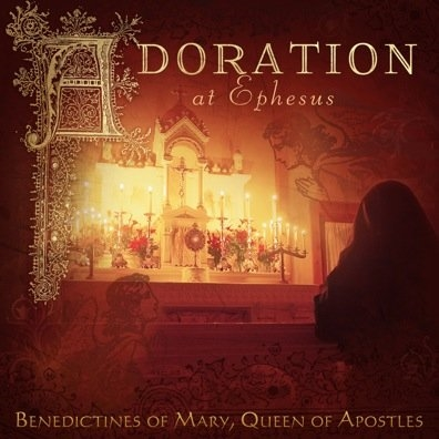 Adoration at Ephesus by the Benedictines of Mary, Queen of Apostles