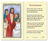 Act of Contrition Holy Card 800-1705