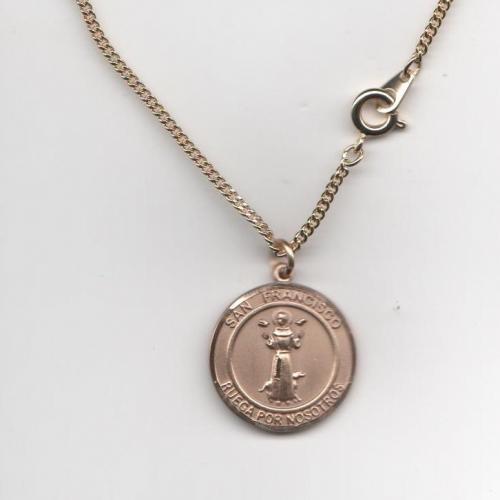 c99debff753 San Francisco - Medalla Mediana de Oro