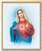 Immaculate Heart of Mary Wall Plaque 810-201