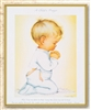 Boy A Child's Prayer Plaque 810-394