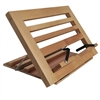 Portable Hardwood Bookstand PRD01