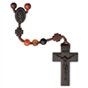 6mm Agate/Jujube Wood Rosary R4056