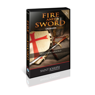 Fire And Sword DVD By Matthew Arnold