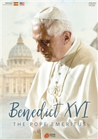 Benedict XVI The Pope Emeritus DVD