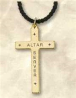 Altar Server Cross  BK-P10966G