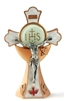 Confirmation Holy Mass Standing Crucifix JC-4243-L