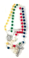 Child's Mission Rosary  BKR-29