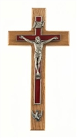 10 Inch Confirmation Wall Crucifix JC7072