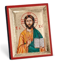 Christ the Teacher Mini Icon Plaque 2562-143