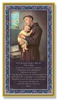 Saint Anthony Plaque E59-300