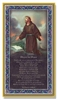 Saint Francis Prayer for Peace Wall Plaque E59-312