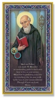 Saint Benedict Plaque E59-645