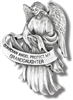 Angel Visor Clip Granddaughter V-5084