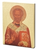 SAINT NICHOLAS LARGE GOLD EMBOSSED PLAQUE 520-908