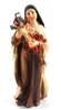 "4"" Saint Therese of Lisieux Statue 1735-340"