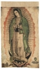 Our Lady of Guadalupe/Nuestra Senora de Guadalupe Miniature Textile