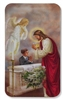3D Boys First Communion Holy Card RS227