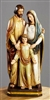 12inch Holy Family Statue WC003