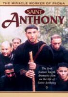 Saint Anthony - The Miracle Worker of Padua DVD