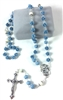 Blue Rose Petal Rosary 95013303
