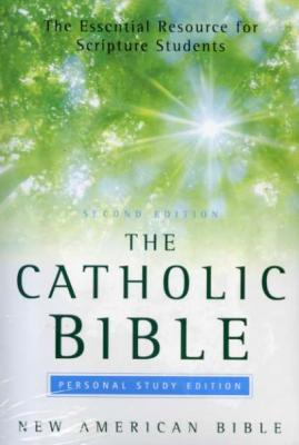 Paperback The Catholic Bible Second Edition Personal Study Edition #4610