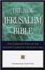 The New Jerusalem Hardcover Bible: The Complete Text of The Ancient Canon of The Scriptures Standard Edition