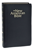 New American Bible Gift and Award Edition Black Cover