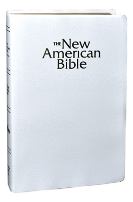 New American Bible Gift and Award Edition White Cover