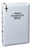 White The New American Bible Gift and Award Edition W2405ZW