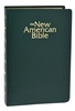 New American Bible Gift and Award Edition Green Cover