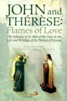 John and Therese: Flames of Love by Guy Gaucher