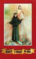 Jesus I Trust In You: Selected Prayers of Saint Faustina 4th edtion