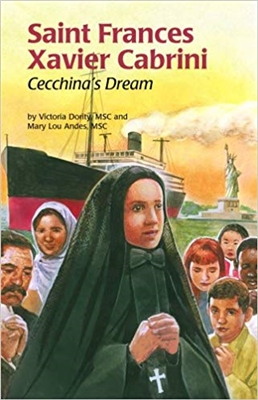 Saint Frances Xavier Cabrini Cecchina's Dream