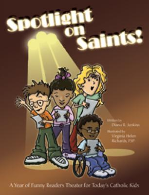Spotlight on Saints! By Diana R. Jenkins