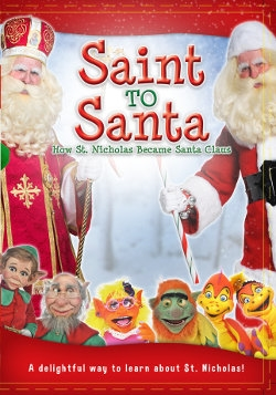 Saint to Santa DVD