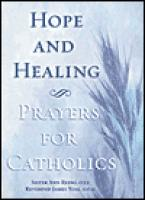 Hope and Healing, Prayers for Catholics