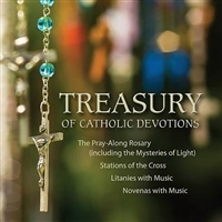 Treasury of Catholic Devotions CD