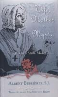 Wife, Mother & Mystic: Blessed Anna-Maria Taigi by Rev. Stephen Rigby
